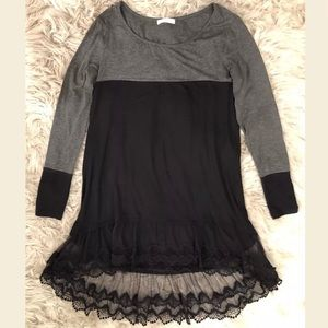 Reborn J Tunic Shirt Size Small S Boutique Boho